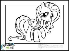 Small Picture My Little Pony Coloring Pages Fluttershy Equestria Girls http