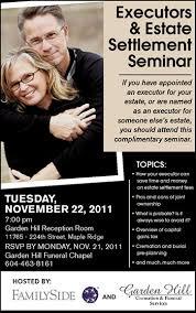 november seminar