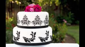 Small Wedding Cake Ideas Youtube