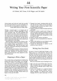 guidelines for writing an art history research paper