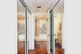 floor to ceiling bifold closet doors for bedroom ideas of modern house fresh mirror bifold doors