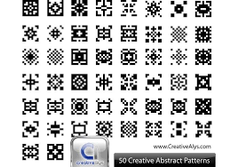 Abstract Patterns Awesome 48 Creative Abstract Patterns Download Free Vector Art Stock