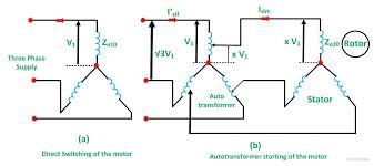 autotransformer starter fig 2