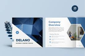 Business Portfolio Template Delano Business Portfolio Template