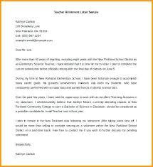 Editable Retirement Letter Template Word Doc Free