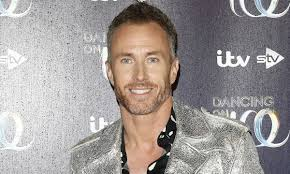 James Jordan shares update on his father's health condition | HELLO!