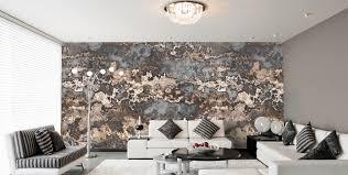 Uncategorized : Ehrfürchtiges Tapeten Wohnzimmer Modern Grau ...