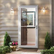 french doors with screens andersen. Andersen 3000 Series Storm Door Professional Installation Work French Doors With Screens