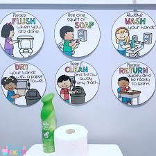 Bathroom Management In The Classroom A Cupcake For The