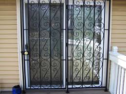 security gate for sliding glass doors saudireiki