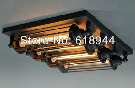 4 lamps american rustic vintage ceiling light e27 ceiling light fixtures dining room art art deco kitchen lighting