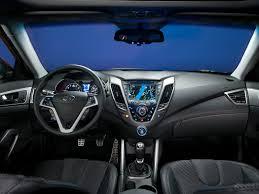 hyundai veloster black interior. 2013 Hyundai Veloster Coupe Hatchback Base Black Interior On