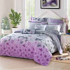 interior dreamy gray and purple natural cotton fabric of teen bedding sets 1 better newest
