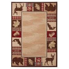 outdoor red 8 ft x 10 ft area rug