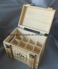china rustic finishing customized gift packaging box wooden box with compartments china wooden box gift box