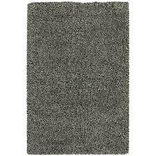urban loft black white 10 ft x 13 ft area rug