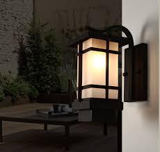 Small Picture Aliexpresscom Buy Outdoor wall lamps Retro Porch Light Art Deco