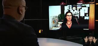Paola Carosella provoca e diz que prato cozinharia para Bolsonaro: 'Pudim  de laranja' · Notícias da TV