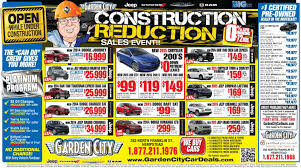 garden city jeep. Garden City Jeep Newspaper Ad L