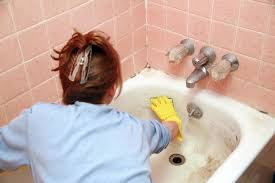 Image result for health risks involved in refinishing a bathtubs