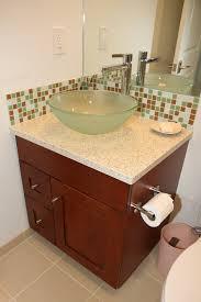 small bathroom remodel ideas vessel sink