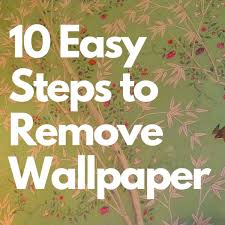 How to Remove a Wallpaper Border ...