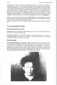 Curiosities France October 1997 N 4 The Cure Flowers Of Love