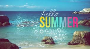 hello to you dear summer