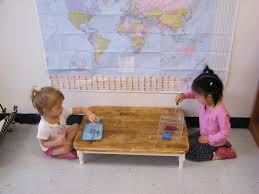 Floor Tables Look At This Little Table Kids Can Sit Right On The Floor I