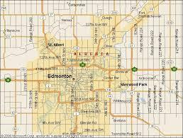 edmonton_map jpg Maps Edmonton map of edmonton and satellite images maps edmonton alberta canada