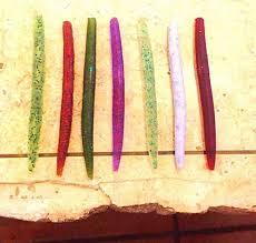 Gary Yamamoto Senko Color Chart Gary Yamamoto Senko Colors