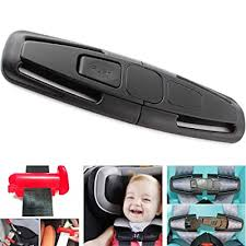 car seat chest harness clip and car