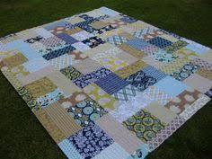 Turning Twenty quilt pattern. | Quilts | Pinterest | Patterns ... & Turning Twenty quilt -- this one was done with 30 fat quarters to make a Adamdwight.com