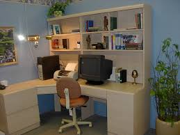 small guest room office decorating ideas with work desk cabinet credenza also bed cheap home office guest room ideas cheap office decorating ideas
