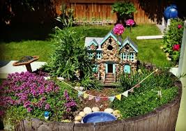 Small Picture Garden Design Garden Design with Miniature Fairy Garden Ideas