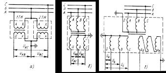 Реферат Измерительные трансформаторы напряжения ru б Конструкции трансформаторов напряжения