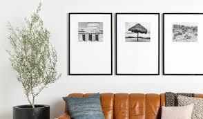 Custom Picture Frames Online Art Framing Framebridge