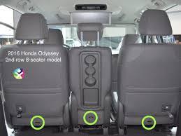 the car seat ladyhonda odyssey the