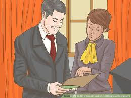 Restaurant Hostess How To Be A Great Host Or Hostess In A Restaurant With