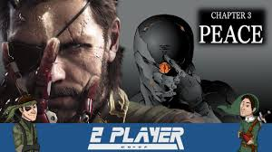 Metal Gear Solid Ps4 2 Player