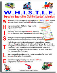 expository writing classroom poster one of the problems i flickr