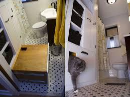 4 Built-in, Self Venting Cat Box