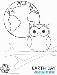 Small Picture Earth Day Coloring Page earth friendly Official Blog For