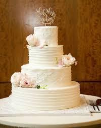 Spring Rustic Wedding Cake Palermos Custom Cakes Bakery