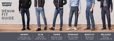 Levis 514 Size Chart Levis 514 5 Pocket Jeans Saturday Wk 77 Shop The Exchange