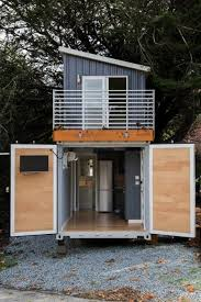 cheap tiny houses. Photo 2 Of 3 This Is A Two-story Shipping Container Tiny House For Sale That\u0027s Totally Unlike Anything Cheap Houses