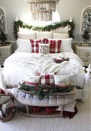 25 christmas bedroom decor ideas for a