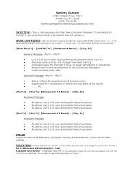 How To Write A Basic Resume For A Job Resume For It Job It Director Sample Resume It Resume Writer 91