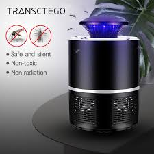 Uv Light Insect Killer Safety Mosquito Killer Lamp Bug Zapper Anti Mosquito Trap Flies Usb Muggen Insect Killer Led Uv Night Light Electric Repellents Lamps