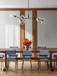 creative of mid century modern dining room lighting and mid century lighting fixtures modern robert abbey